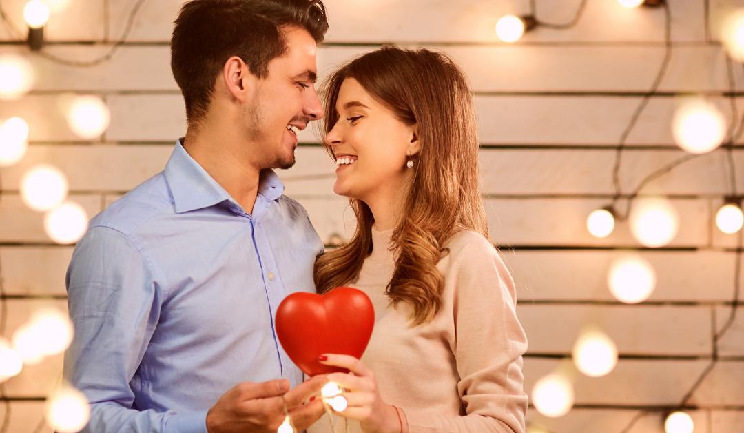 Valentines in Lockdown
